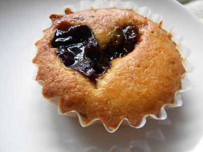 プルーンの焼き菓子