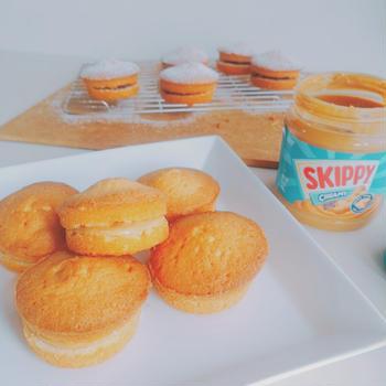 ピーナッツバターサンドケーキ(簡単レシピあり)