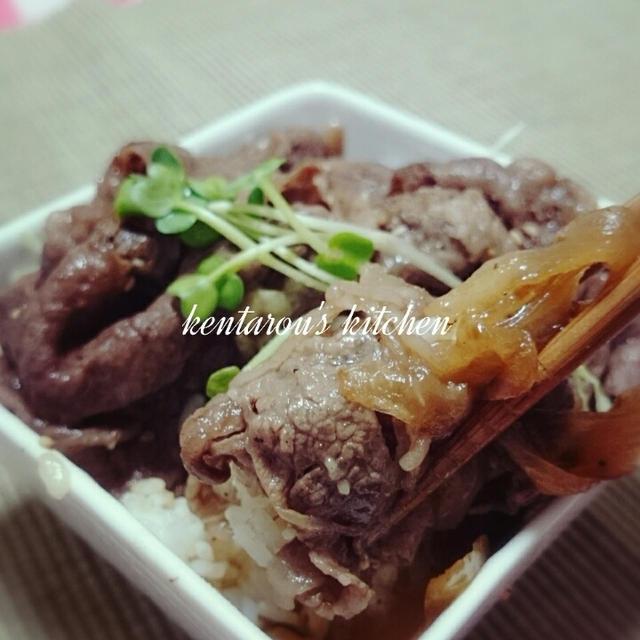 ✨スタミナ焼き肉丼✨簡単美味しい10分!人気丼レシピ!