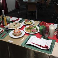 イベントレポート*西武池袋本店「クリスマスケーキお披露目試食会」
