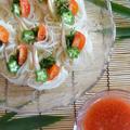 *トマトつゆで素麺* by コロネさん