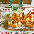 まるでフライドチキン!?風★クリスマスパーティーに簡単な鶏からサンド