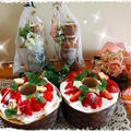 お菓子教室、始めてみました(笑)♥ ~シフォンケーキ~ by あっ君ママ♪さん