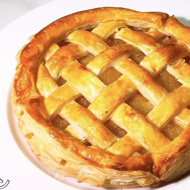 人気 アップル パイ レシピ