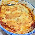 チキンのチーズ焼き(チキン・パルメザン)