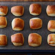 セーラちゃんとmokoさんとパン作り♪