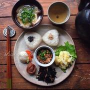 朝ごはんとお弁当
