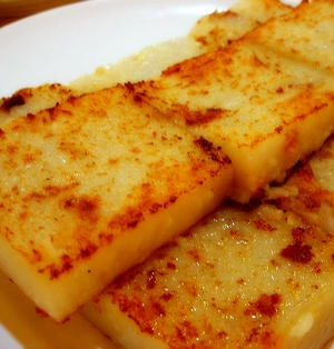 蘿蔔糕│大根餅