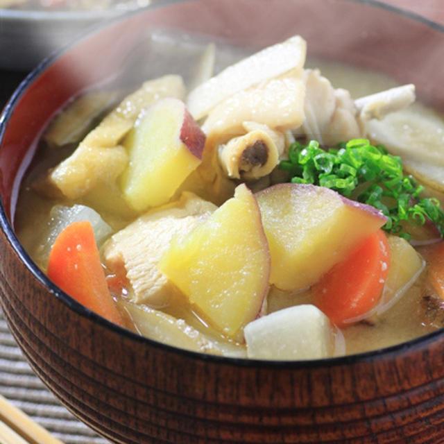さつま汁☆鹿児島の郷土料理
