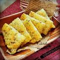 運動会、お弁当にも♪バジルとチーズのハッシュドポテト by *akitchen*さん