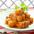 新!豚肉と大根の煮物(スティックミートラディッシュ)