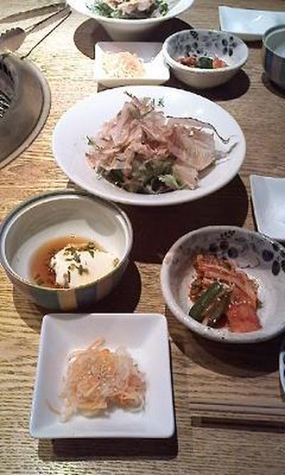 ママ友達とのランチ★&豆腐とごまのアイスクリーム