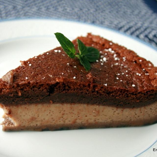 チョコレートマジック ケーキ、日本では魔法のケーキと呼ばれているよう