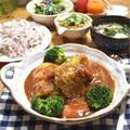 【レシピ】デミロールキャベツ#デミグラスソース#ロールキャベツ#子供好きなものを合わせてみた…ゴリラポーズ。