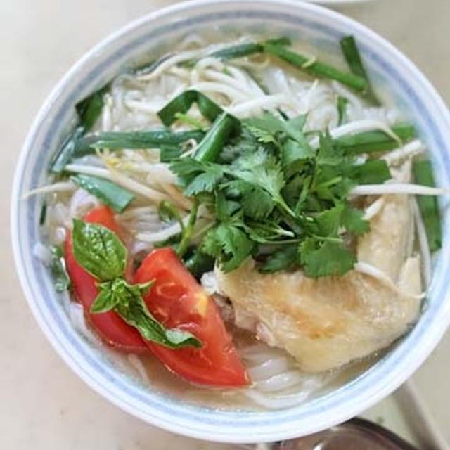 ベトナムで覚えたフォーの食べ方