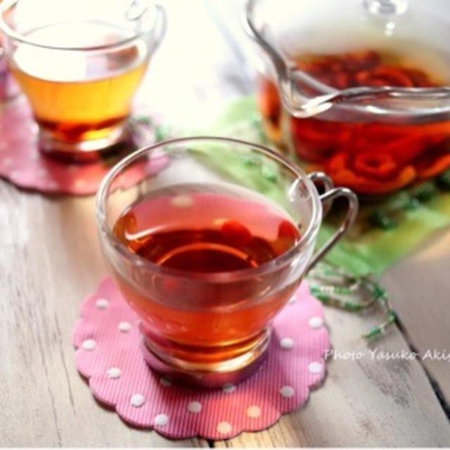 【レシピ公開します!】イベント「比内地鶏ランチ会」で好評だった薬膳茶♪