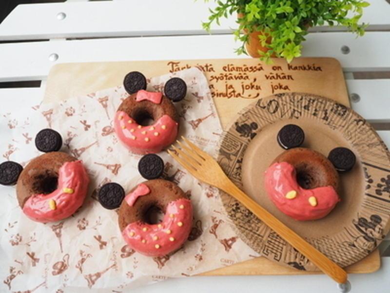 ディズニー好き必見!「ミッキー」モチーフのスイーツレシピ6選