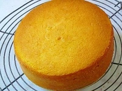 マイ楽天レシピ、ただ今人気ナンバー1レシピ!米粉ふわふわヨーグルトケーキ♪