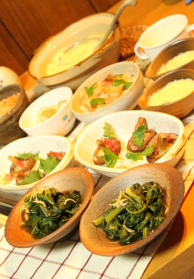 《包丁を使わない料理》レンチン10分★エビの茶碗蒸し 冷製スープ