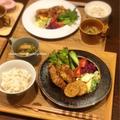 【レシピ】あっという間に完食!!ごぼうのカレーチーズ肉巻きグリル♡ と検査結果。