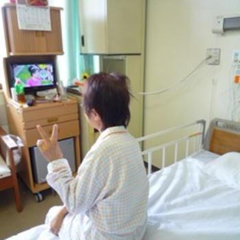 入院10日目 (2011/07/26)