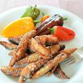 秋刀魚のしょうが風味のスティック揚げ♪ by はるさん