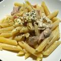 豚肉のソテー カマンベールソース