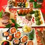 おせち料理2012☆あけましておめでとうございます