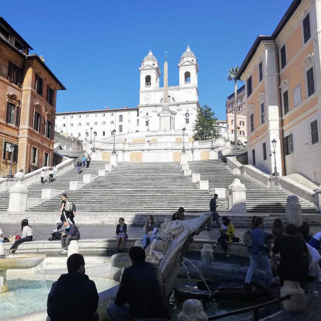ローマの絶品ティラミス「ポンピ」!コロナ禍のローマで