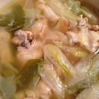 鶏の水炊き@レシピブログ