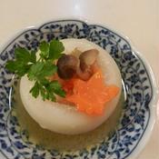 蕪丸ごとあらびき柚子こしょう味サイドデニッシュ