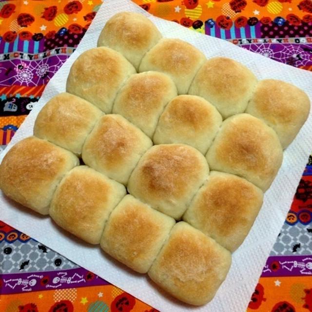 ☆*:.。. ボウルでこねて♪米粉でつくるちぎりパン .。.:*☆