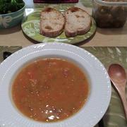 未知の味、オランダ料理~エルテンスープ♡(=^・・^=)♡