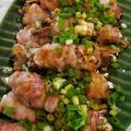 椎茸の豚肉ロール