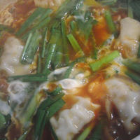 ♡チゲ餃子スープ♡