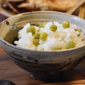 旬の今こそ食べたい!ホクホク旨っ♪「春色豆ごはん」レシピ