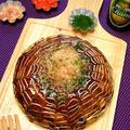 炊飯器で温玉乗せ餅チーズお好み焼き☆ふんわりもっちり by ぱおさん