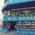 ダゲール通りから徒歩でリモージュ専門店
