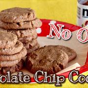 フライパンで簡単!ヌテラチョコチップクッキー 英語レシピ | 海外向け日本の家庭料理動画 | OCHIKERON
