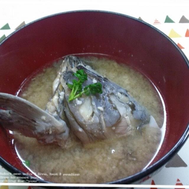 郷土料理♪鯉こく♪