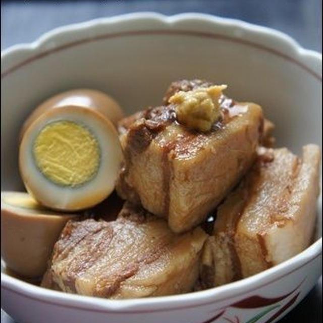 豚の角煮~ちょっと中華風~ <簡単レシピ>