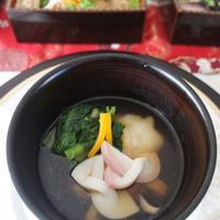 【関東風のお雑煮 (レシピ) 】
