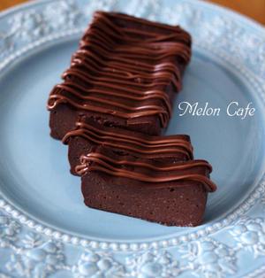 【レシピ】ヌテラ&とうふで簡単、半生ガトーショコラ作ってみました!