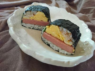〜鮭のマスタードクリーム ゴーヤの旨ツナ味噌〜パパのわっぱのお弁当〜