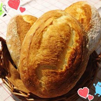 麵包長得高,給我好心情:思考烘焙漲力(oven spring)
