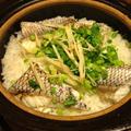 yo-yo-さんちの土鍋で炊く鯛めし