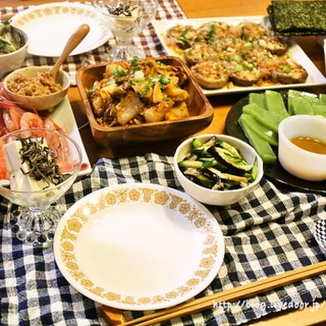 寿司 献立 巻き 手