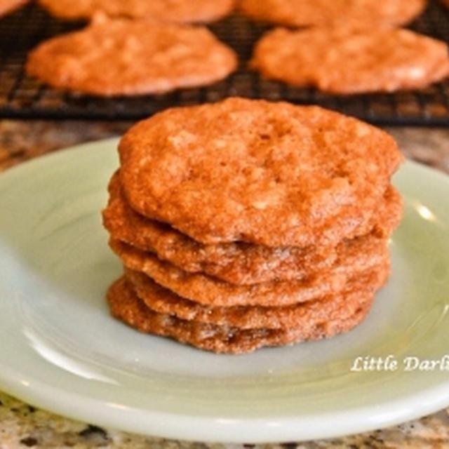 【ポテトチップクッキー】オハイオのグランマーから伝わるレシピ