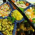 【あき流お節 各レシピ】栗きんとん/浸し豆/昆布巻き/煮豚/柿なますなど10品レシピ。