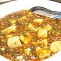 【中華料理】簡単!「自家製☆麻婆豆腐」&白菜のクリーム煮&ブロッコリーの中華炒めで晩ごはん。 by きちりーもんじゃさん